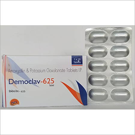Democlav-625 Tablet