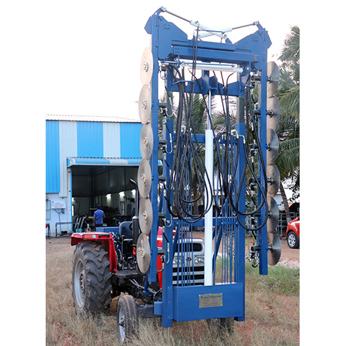 Pruning food processing Machine