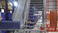 Mezzanine Floor With Staircase