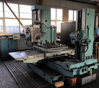Horizontal Boring Machine TOS W75