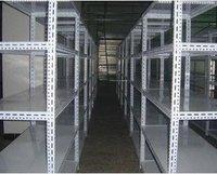 Slotted Angle Shelving Rack