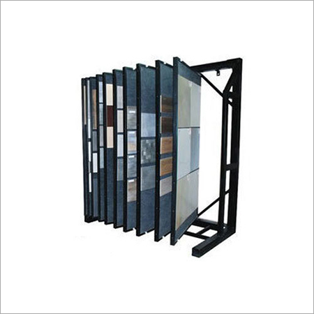Ceramic Tiles Display Rack