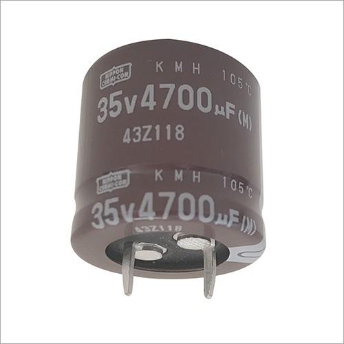 35V 4700 Microfarad Capacitor