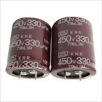 450V 330 Microfarad Capacitor