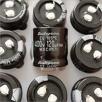 400 V 120 Microfarad Capacitor