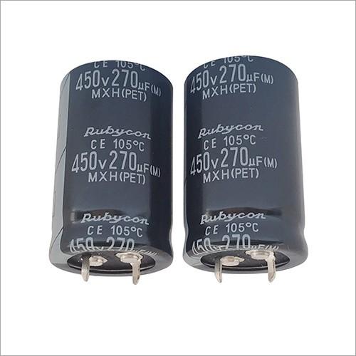 450v 270 Microfarad Capacitor