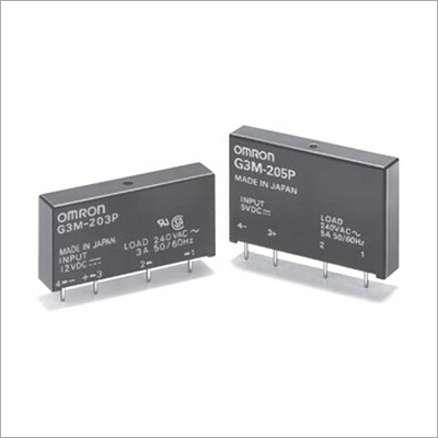 Omron Automation and Safety Solid State Relay