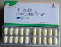 Nimesulide 100 mg & Paracetamol 325 Mg Tablets