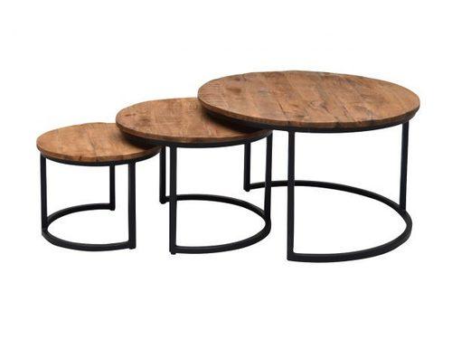 """""""Derrel Black Coffee Table"""""""