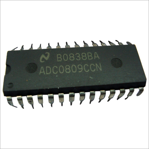 ADC0809 8 Bit P Compatible A D Converters With 8 Channel Multiplexer