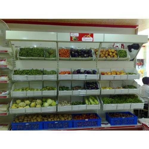 Vegetable Display Unit