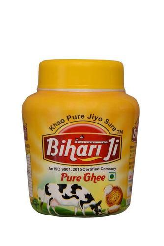 Bihari ji Pure Desi ghee 1 Ltr Jar