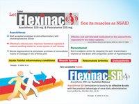Aceclofenac 100 mg & 200 mg