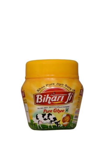 Bihari ji Pure Desi Ghee 200 ml Jar