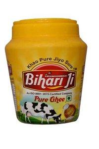 Bihari Ji Pure Desi Ghee 2Ltr Jar