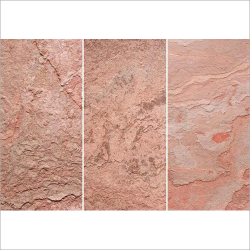 Terra Red Flexible stone Veneer