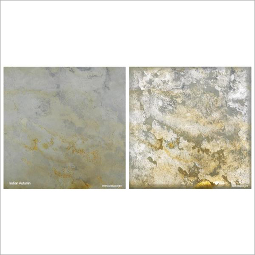 Indian Autumn Translucent Stone Veneer