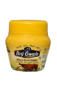Brij Gwala Pure Desi Cow Ghee 200 ml Jar