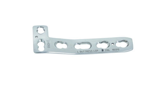 L Buttress Locking Plate
