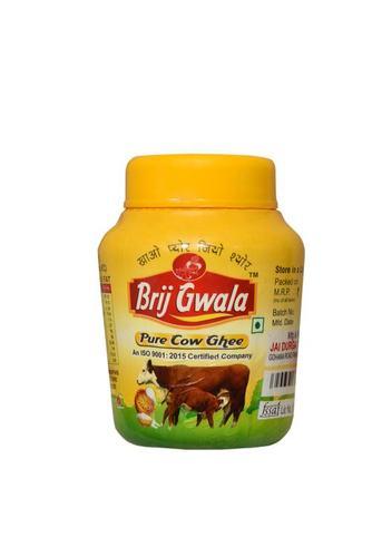 Brij Gwala Pure Desi Cow Ghee 500 m Jar