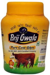 Brij Gwala Pure Desi Cow Ghee 1Ltr jar