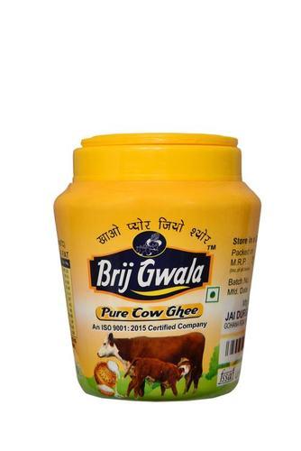 Brij Gwala Pure Desi cow Ghee 2 Ltr Jar