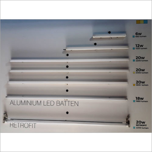 LED Wall Batten