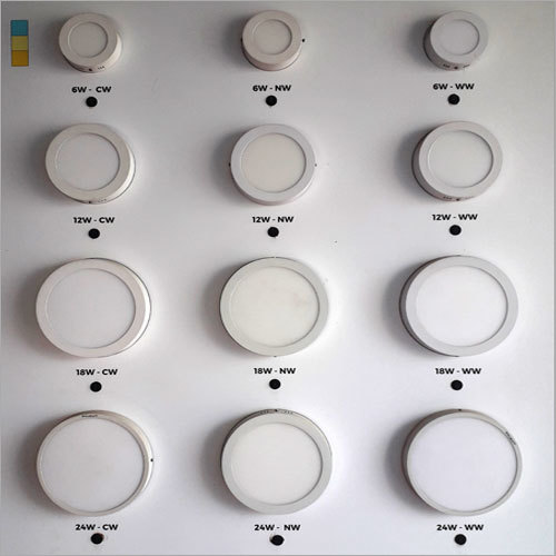 Round Surface Downlight