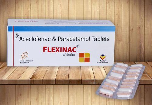 Aceclofenac 200 Mg & Paracetamol 325 Mg