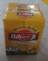 Bihari Ji Pure Desi ghee 15 Kg Tin