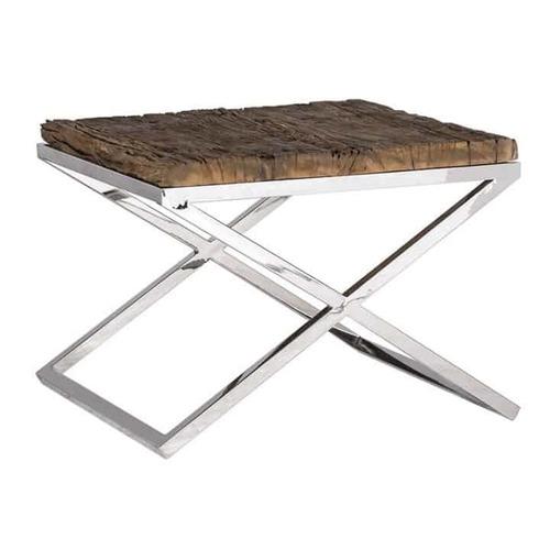 Metallic Shiny Coffee Table