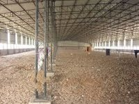 Slotted Angle Industrial Sheds