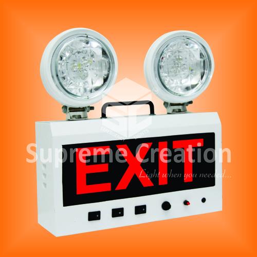 LED Industrial Emergency Light