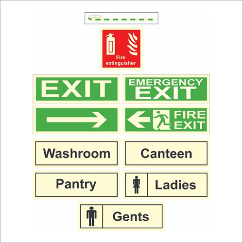 Fire Prevention Signage