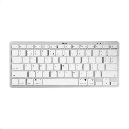 BT 3.0 Slim Portable Wireless Keyboard