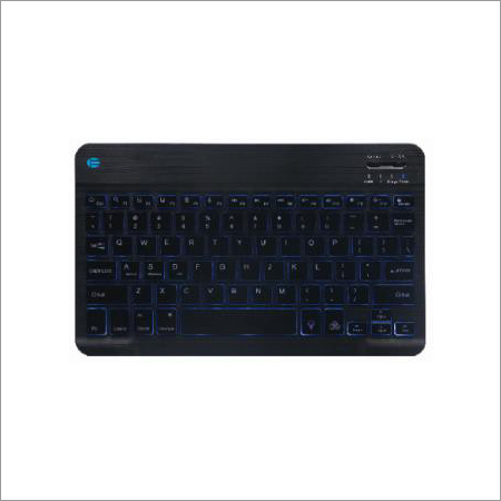 2.4G Slim Backlit Led Illuminated Portable Keyboard