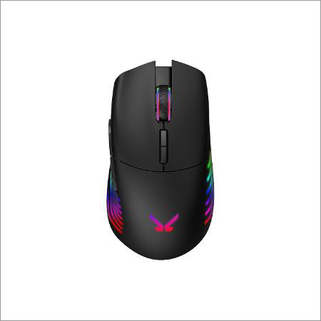 Gaming Mouse with Qi Re-chargeable Lithium Battery