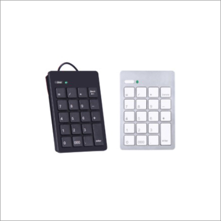 Chocolate Numeric Keypad (Wired)