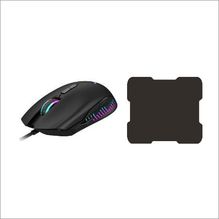 8D Wired Gaming Mouse with Mousepad