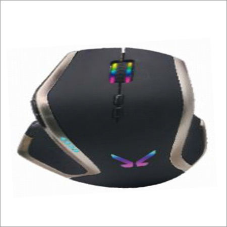 Wireless Gaming Mouse with Re-chargeable Mouse Pad Combo
