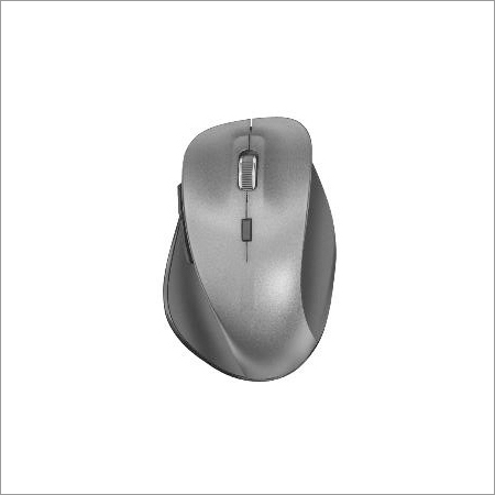 2.4G Comfortable Wireless Mouse with Ergonomic Thumb Rest