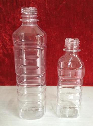 Edible Oil Bottles & Caps