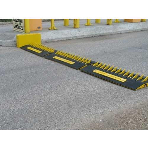 Roadway Spike Barriers