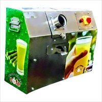 Automatic Sugarcane Juice Machine