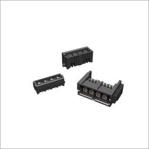 High Isolation RF Connectors