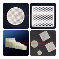 Industrial Casting Honeycomb Porous Ceramic Filter