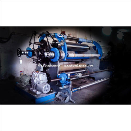 Winder Rewinder Machines