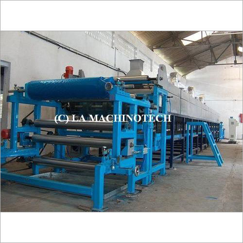 Mica Tape Laminating Machine