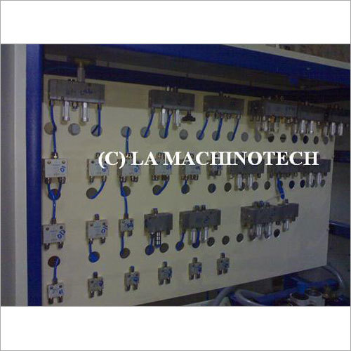 Pneumatic Automation Machine