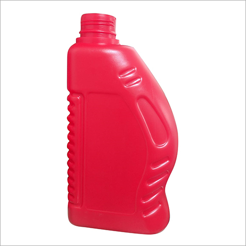HDPE Lubricant Bottle